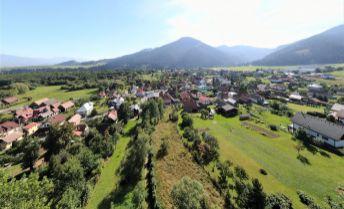 REZERVOVANÉ Stavebný pozemok na predaj v obci Pavčiná Lehota - Liptovský Mikuláš