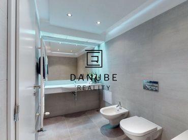 Predaj 1 izbový apartmán 30 m2 s balkónom Antolská ulica, Bratislava-Petržalka.