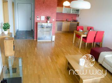 PRENÁJOM- 2 izbový byt  - Bytový komplex KOLOSEO -Tomášikova, Bratislava-Nové mesto