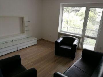 BA II. Na prenájom 2 izbový byt so záhradou na Krajinskej ulici