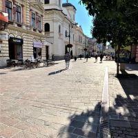 Objekt pre obchod, Košice-Staré Mesto, 90 m², Čiastočná rekonštrukcia