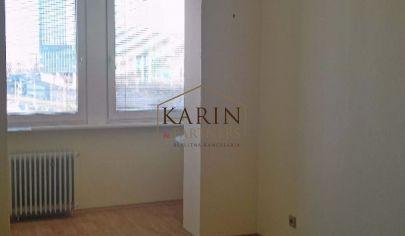Prenájom kancelária 13,2 m2 s umývadlom, Pluhová ul. BA III. Nové Mesto.