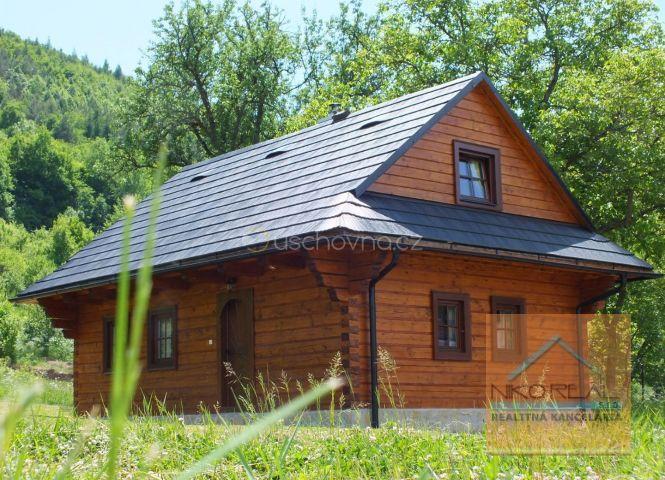 chata, drevenica, zrub - Horné Hámre - Fotografia 1