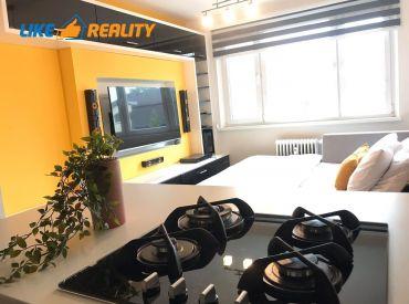 Predaj 1 izbového bytu Centrum