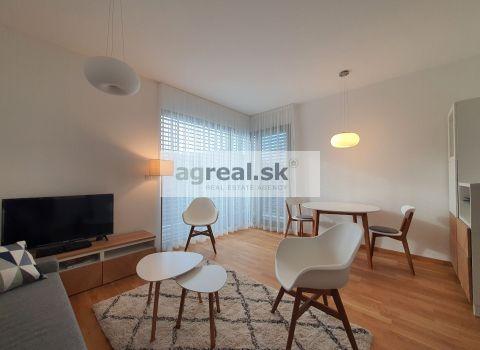 Úplne nový 2-izb. byt s balkónom a parkovaním v novostavbe Cubicon gardens - Bratislava IV Karlova Ves ul. Rudolfa Mocka