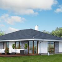 Rodinný dom, Kľačno, 105.60 m², Vo výstavbe