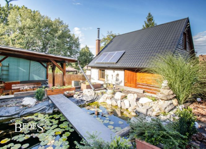 chata, drevenica, zrub - Prievidza - Fotografia 1