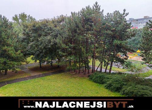 Najlacnejsibyt.sk: BA V - Petržalka - Budatínska.,70,9 m2, 3-izbový, loggia, park pod domom