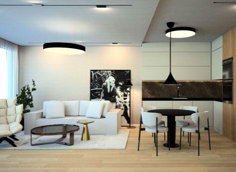 Na predaj 2 izbový byt s lodžiou v SKY PARK veža 1 na 10 posch. orientovaný východne do dvora