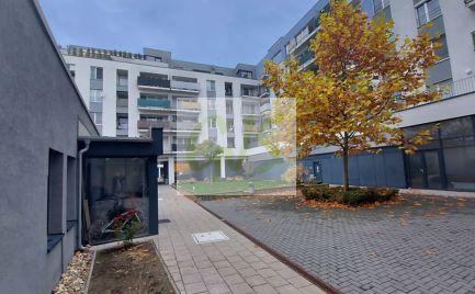 TOP cena moderného  2-izb. bytu v uzavretom areáli