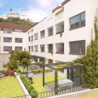 2 izbový byt, Nitra, 54 m², Novostavba