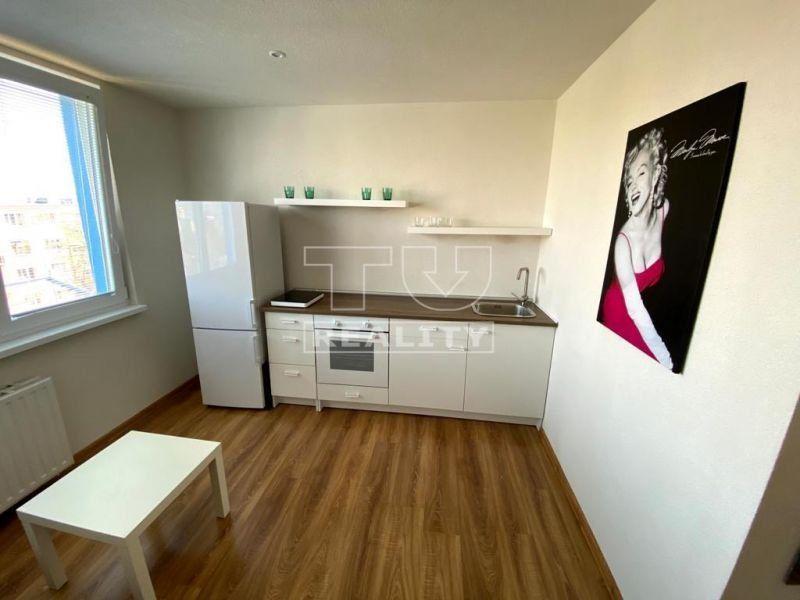 Na Prenájom 1-izbový byt v Topoľčanoch, 35m2