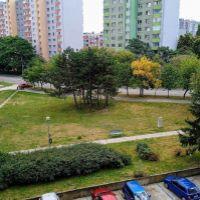 Dvojgarsónka, Bratislava-Petržalka, 48 m², Čiastočná rekonštrukcia