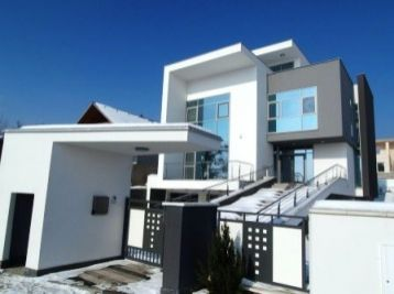 BA III. Luxuzná villa pre náročného klienta v uzavretom areáli na Kolibe