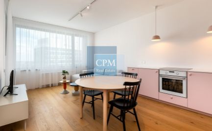 Prenájom moderného 2 izbového bytu v centre Bratislavy v rezidencii SKYPARK