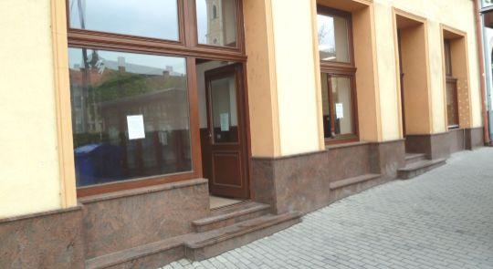 Obchodný priestor v centre mesta Lučenec - cena aj dohodou