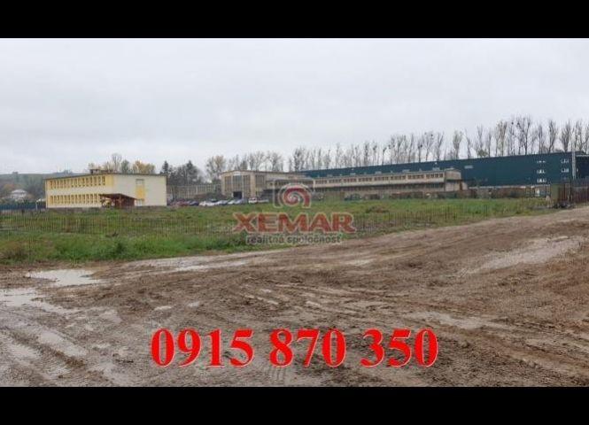 priemyselný pozemok - Banská Bystrica - Fotografia 1