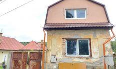 Starší rodinný dom, Košice - Západ, Myslava - Na Kope.