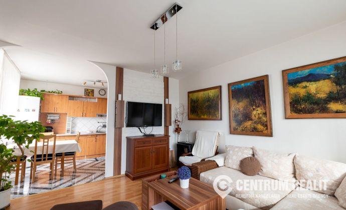 Slnečný 3 izbový byt na Rozvodnej ul., Kramáre, BAIII- Nové mesto