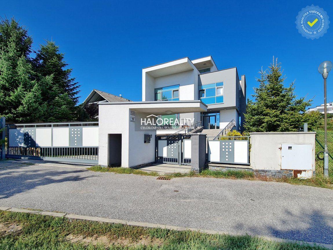 Prenájom, rodinný dom Bratislava Nové Mesto, Koliba, exkluzívna rezidenčná vila - NOVOSTAVBA