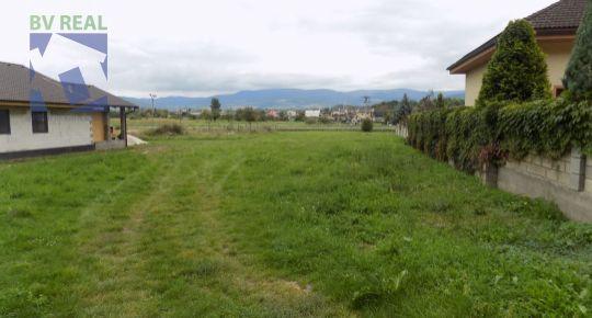 EXKLUZÍVNE na predaj pozemok 1384 m2 Nováky Horné Lelovce