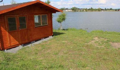 Na predaj rekreačný pozemok s chatkou Jakubov, okres Malacky.
