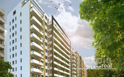 PRENÁJOM 3 izbový byt s loggiou, Antolská ulica, BA Petržalka EXPIS REAL