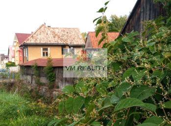 Predaj rodinného domu vhodného aj na chalupu v Komjatnej