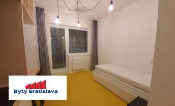Bez provízie! RK Byty Bratislava, prenajmeme 1-izb. priestor, úplná rekonštrukcia, BA III.