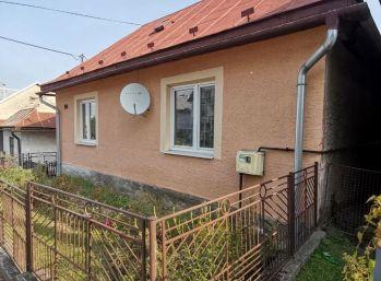 Rodinný dom v atraktívnom prostredí v obci Pohronská Polhora