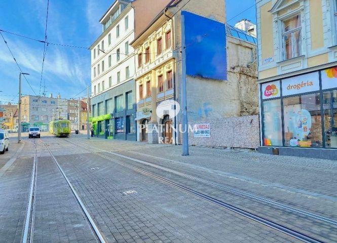 pre bytovú výstavbu - Bratislava-Staré Mesto - Fotografia 1