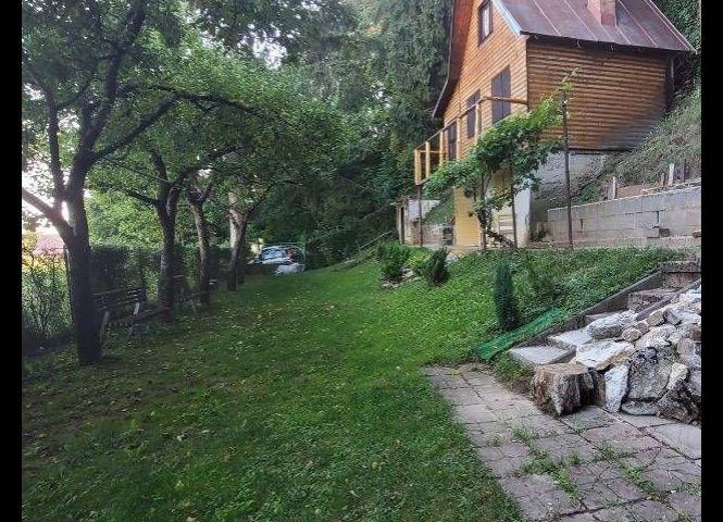 chata, drevenica, zrub - Nemšová - Fotografia 1