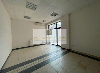 Prenájom kancelársky priestor, 45m2, terasa
