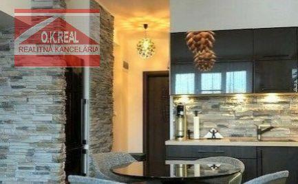 Ponúkame na prenájom kompletne zrekonštruovaný a zariadený 3-izbový byt na Liptovskej ulici vo výbornej lokalite Bratislava – Ružinov – katastrálne územie Mlynské Nivy (oproti Apollo Business Centru).
