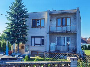 Rodinný dom Šintava, Nitrianska ul.