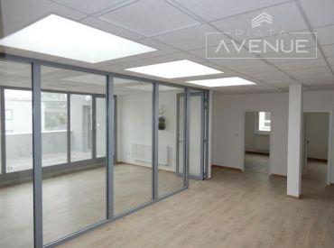 Kancelárske priestory na prenájom , Žilina - priemyselná časť (242m2)