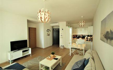 PANORAMA CITY - Moderný 2i byt s krásnym výhľadom na Dunaj