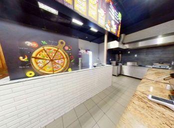 Odstupenie prevádzky na frekventovanóm mieste Zvolen, Pizza a Kebab