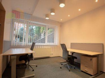 Kancelária na prenájom, 10 m², B. Němcovej, BA – Staré Mesto, voľná ihneď, BEZ PROVÍZIE
