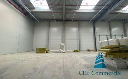 Nový skladový priestor na prenájom, 1 757 m2