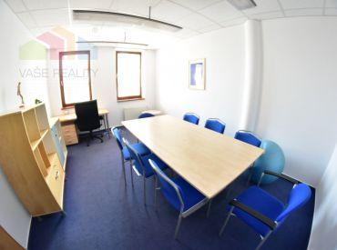 Na prenájom krásna klimatizovaná kancelária, 17 m², Zámocká ulica, Staré Mesto, voľná ihneď