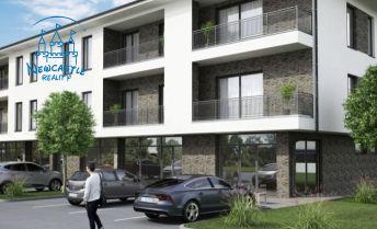 NOVOSTAVBA 2 izb. bytu s klimatizáciou na predaj v Gabčíkove