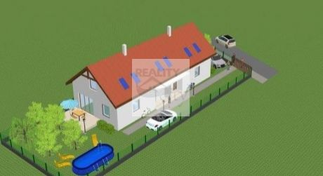 4 - izbový dom,104,36m2 v starej Rajke, pozemok 360m2