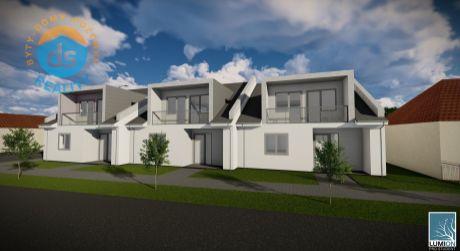 Na predaj novostavba rodinný dom 181 m2, pozemok 325 m2, Čachtice