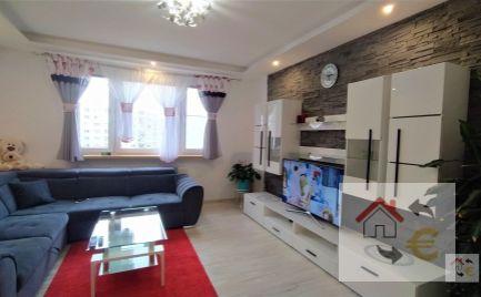 Krásny 3 izbový byt kompletne zrekonštruovaný a zariadený byt pri OC MAX, Vihorlatská ulica
