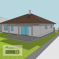 Rodinný dom, Skalica, 99999999.99 m², Vo výstavbe