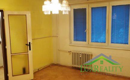 3-izb. byt - Nové Mesto n/V - Jasná