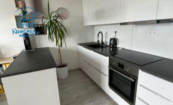 Luxusná novostavba 2 izbového bytu s loggiou na predaj Nové Mesto