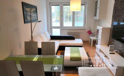 Prenájom 3i bytu po celkovej rekonštrukcii v Ruzinove