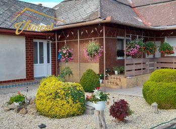 Slnečný rodinný dom v obci Hraň